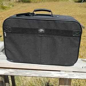 Jaguar suitcase